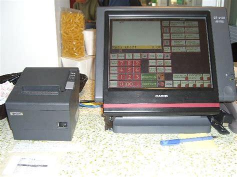 Mesin Kasir Electronic Register Casio Qt 6100 solution registers casio