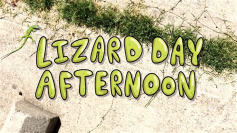 day afternoon lizard day afternoon clarence wiki