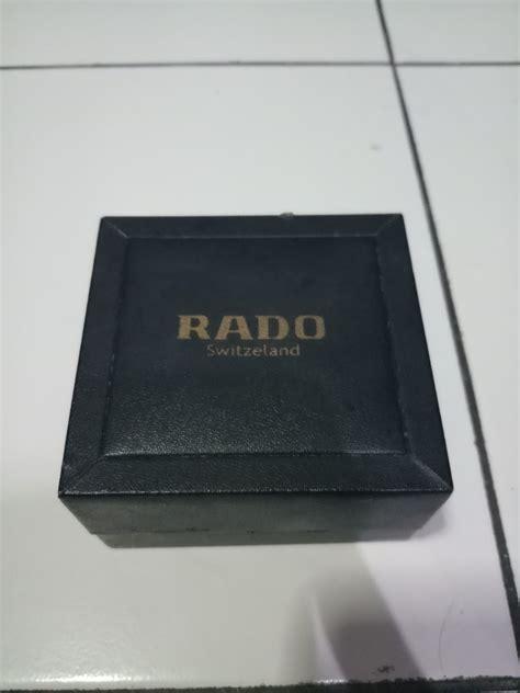 jam tangan rado diastar gold