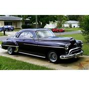 1950 OLDSMOBILE HOLIDAY TRIBUTE CAR  PROJECT STREET ROD