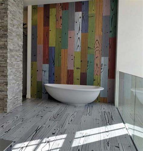 20 beautiful bathrooms with wood laminate flooring