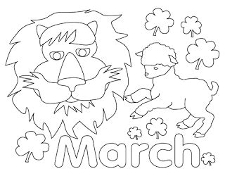 March Coloring Pages Free Coloring Pages March Coloring Pages by March Coloring Pages Free