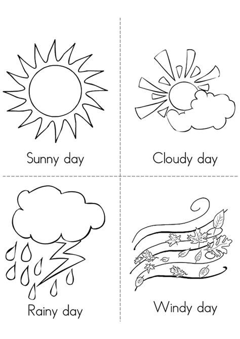 weather coloring pages for toddlers 25 weather coloring pages coloringstar
