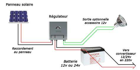 Regulateur De Charge Panneau Solaire 1148 by Rgulateur De Charge Solaire 30a 12v 24v