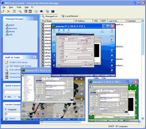 Ultravnc Totally Free Remote Pc Software With All The Bells Whistles by Vncscan Allows You To Remotely And Manage Your