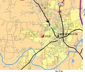 cartersville map 30120 zip code cartersville profile homes