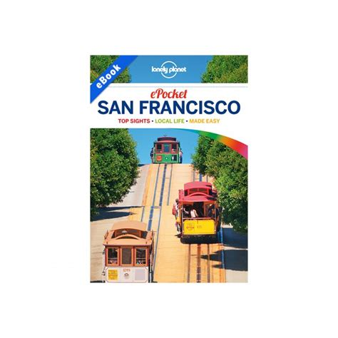 lonely planet san francisco travel guide books buy lonely planet pocket san francisco pocket guides
