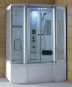 Steam Bath Shower Enclosures Mesda 807a Glass Steam Shower Enclosure