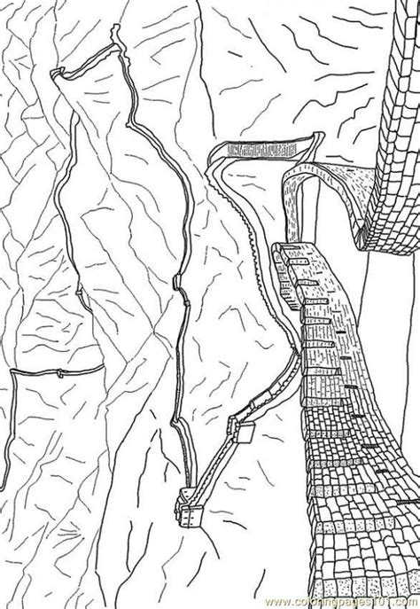 Coloring Page China Az Coloring Pages China Coloring Pages