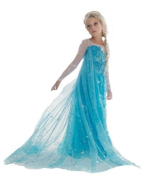 Princess Kostum Elsa Frozen elsa and frozen princess dress disney costumes and in south africa clasf fashion