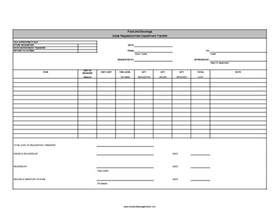 food and beverage forms food and beverage trainer