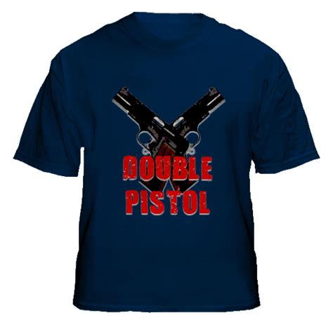 Pistols Tshirt Kaos T Shirt pistol collections t shirts design