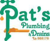 Pats Plumbing by Pats Plumbing Drains 187 Mobile Home Repair