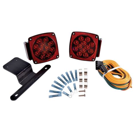 grote led trailer lights grote industries universal hi count 174 led under 80 quot wide