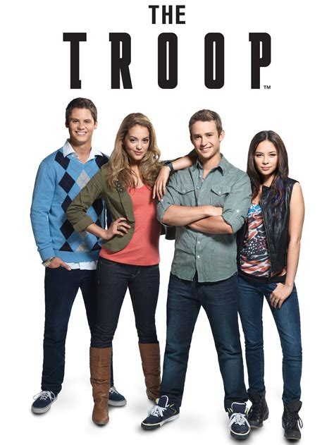 tv series the troop tv show news episodes and more