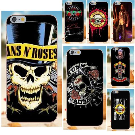 unique guns n roses n roses axl mobile cases for iphone x 4s 5s 5c se 6s 7 8 plus galaxy note 5