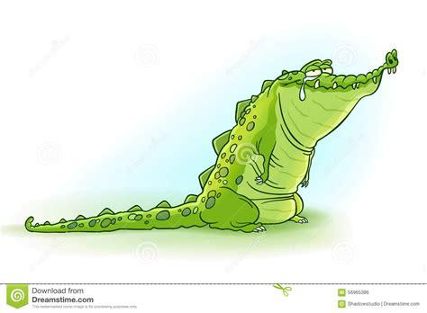 Crocodile Tears Stock Vector - Image: 56965386