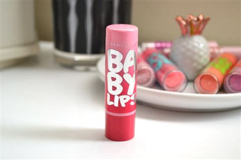Maybelline Baby Lip Balm aquaheart maybelline baby glow balm review