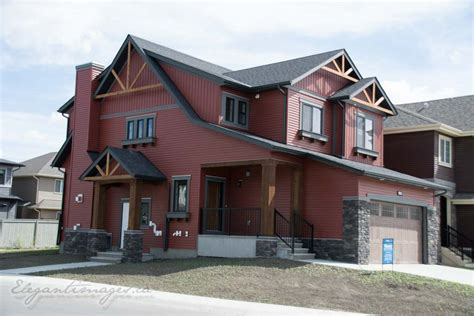 red siding houses viklund contracting gallery a few sles of our work