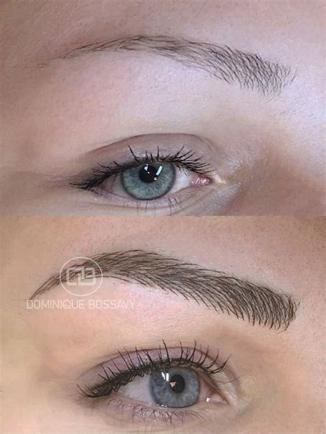 semi permanent eyebrow tattoo 25 best ideas about semi permanent eyebrows on