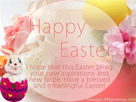 the message of easter happy easter wishes and messages 365greetings