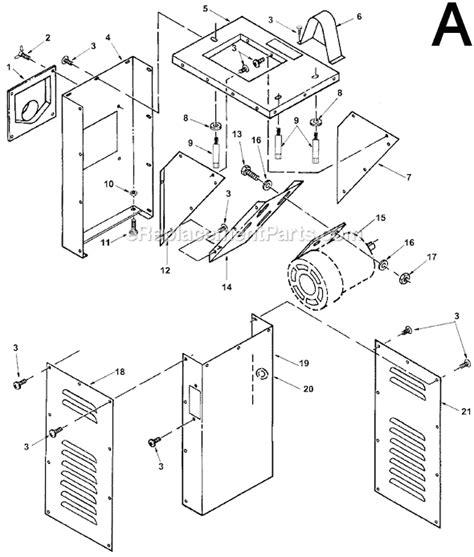 Ridgid Jp06000 Parts List And Diagram Ereplacementparts Com