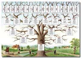 1325106208 famille nombreuse beaux exemples mod 232 les d arbres imprimez vos arbres