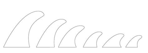 surfboard fin template printable fin templates swaylocks
