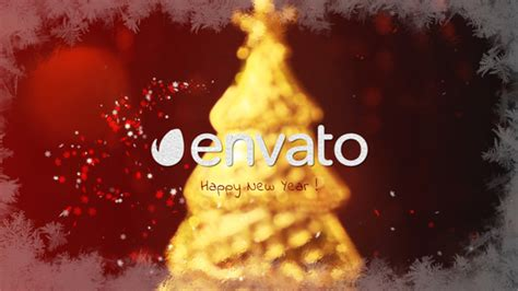 new year greetings holidays after effects templates f5