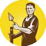 clipart muratore muratore illustrazioni vettoriali e clipart stock
