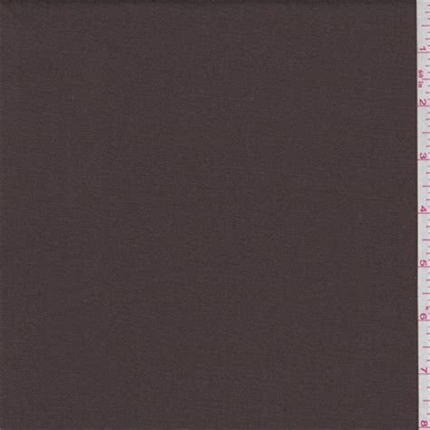stretch ottoman fabric cocoa brown stretch ottoman 60169 fashion fabrics