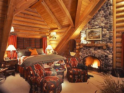 cabin bedroom luxury master bedroom log cabin home french luxury