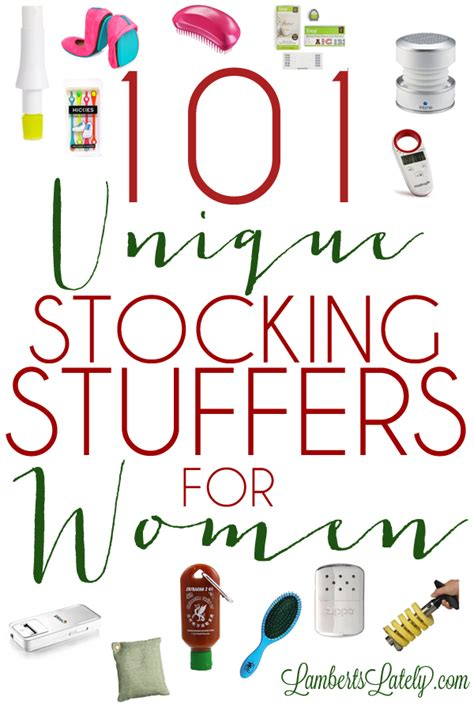 stocking stuffers for women 101 unique stocking stuffers for women lambertslately com
