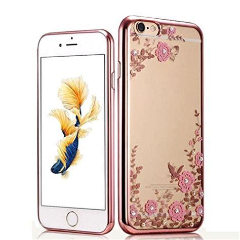 Casing Iphone 7 7 Plus Glitter Ring Stand Soft Slim Tpu iphone 7 plus inspirationc secret garden gold