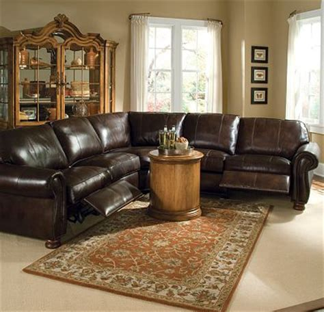 thomasville benjamin leather sectional thomasville furnitureleather choices benjamin motion