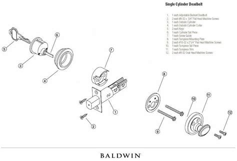 baldwin mortise lock diagram mortise lock repair diagram driverlayer search engine