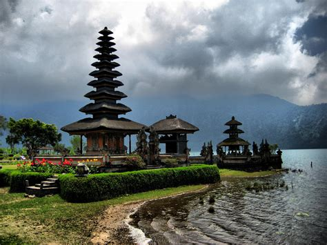 The Balinese balinese temples volunteer bali