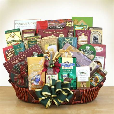 idea christmas basket corporate corporate gifts ideas grand corporate gift all about gifts baskets