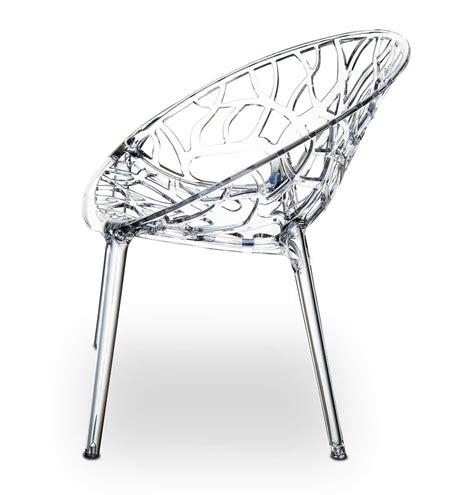 Plexiglas Stuhl Acryl Stuhl Transparenter Stuhl Ghost