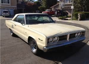 Dodge Coronet For Sale Black Plate 1966 Dodge Coronet 500 Bring A Trailer