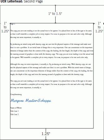 business letter format margins margins for business letter the letter sle