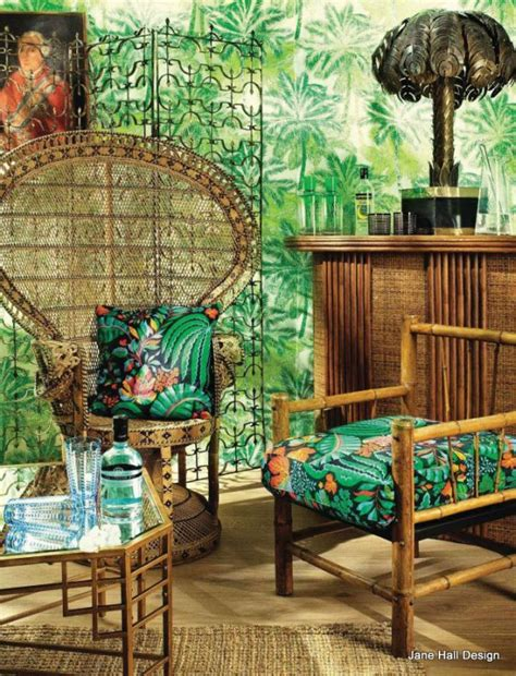 tropical decoration how to achieve a tropical style