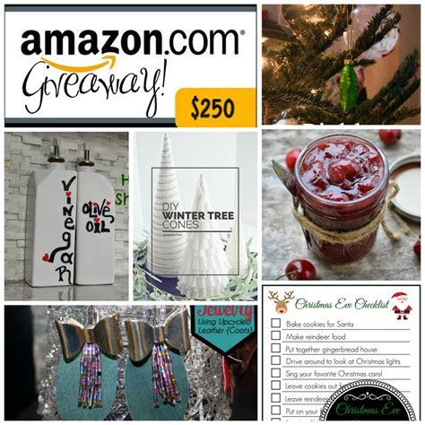Amazon Giveaway - 250 amazon giveaway the motherchic