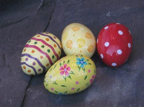 pretty easter eggs pretty easter eggs photo