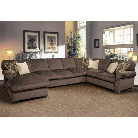 Big Comfortable Sectionals by Fairmont Designs Grande 3 Pc Sectional Fd D3637 Sect 2400 00 Den Furniture