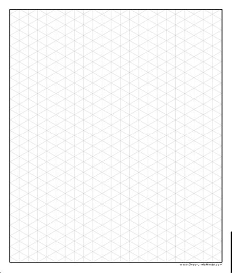 isometric graph paper printable pdf isometric graph paper 14 download free documents in pdf