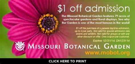 Missouri Botanical Garden Coupons Pinterest The World S Catalog Of Ideas