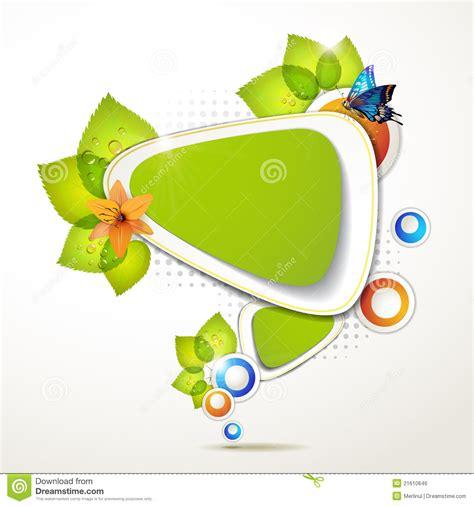 design banner green green banner design royalty free stock image image 21610646
