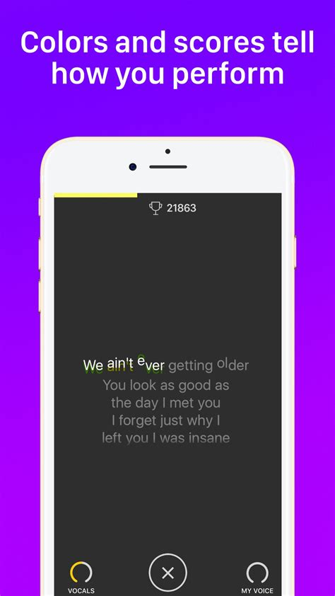 design karaoke app karaoke game sing and record songs