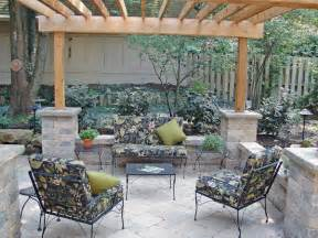 Backyard Living Space Ideas Ideas For Outdoor Living Spaces Home Interior Design